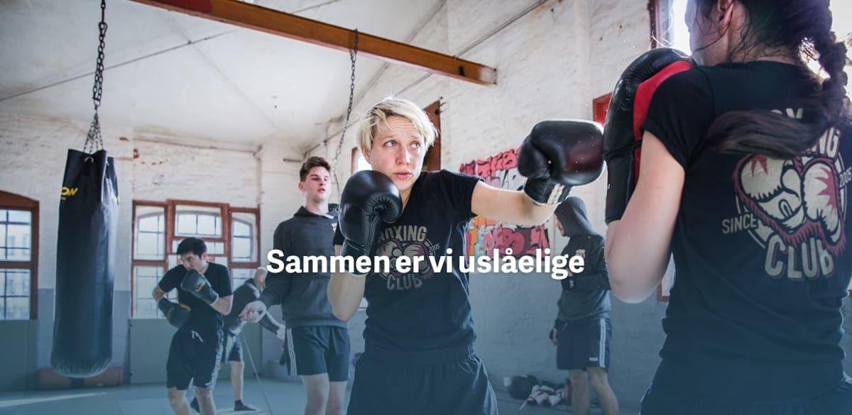 Treningsklær til kampsport