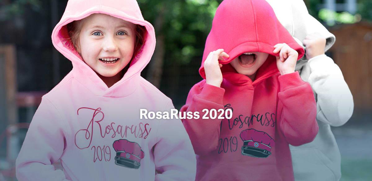 Rosaruss 2020 klær