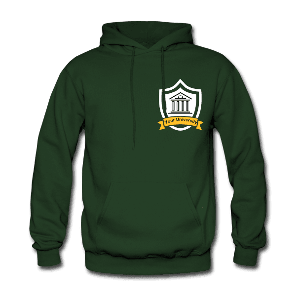Personalised University Hoodies