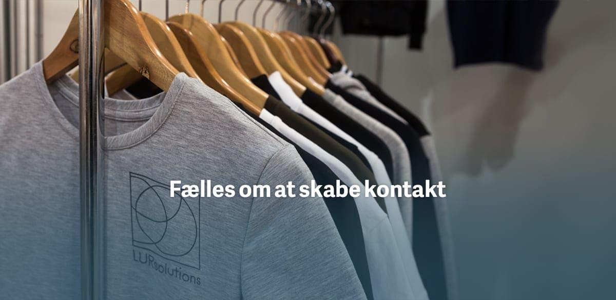 Reklameartikler - TeamShirts mængerabat