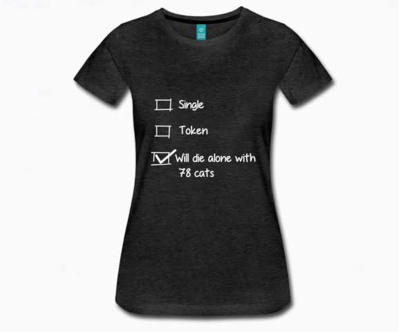 Roliga T-shirt med tryck