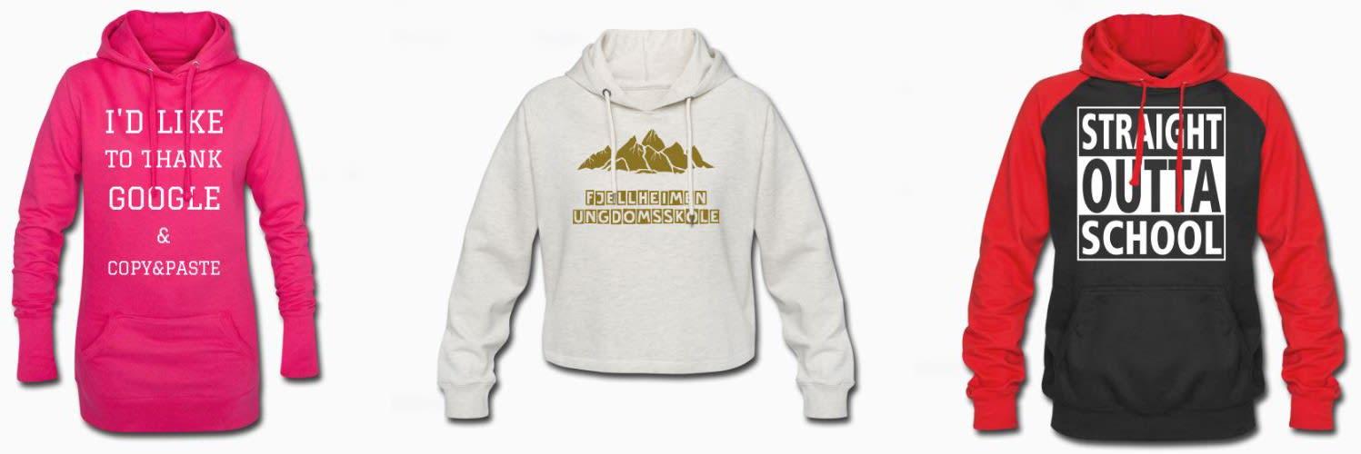 Design din egen genser