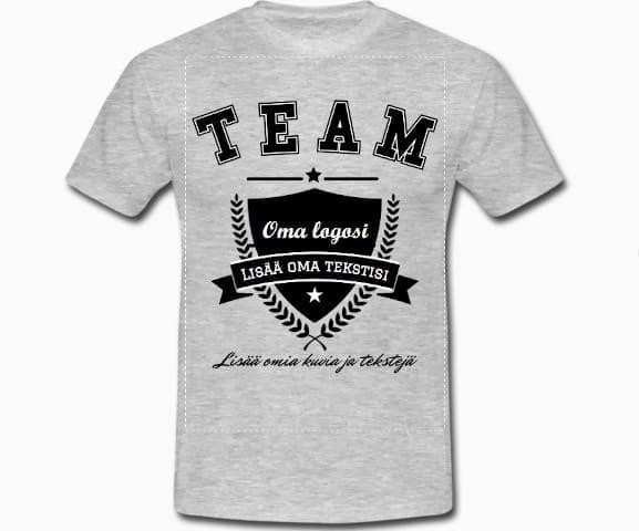 T-paita painatus