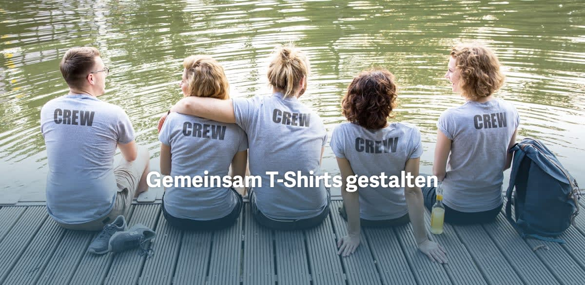 So gestaltest Du T-Shirts