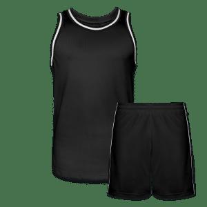 Ensemble maillot et short de basket classique