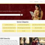 One IT website