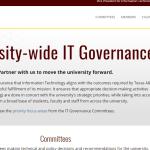 IT Governance website