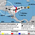 Tropical Storm Eta 2020-11-01
