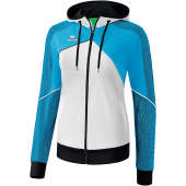Erima Premium One 2.0 Trainingsjacke mit Kapuze Damen Preisvergleich