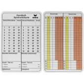 Erima Spielnotizkarten Handball Preisvergleich