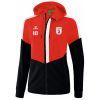 Erima TV Stammheim – Faustball SQUAD training jacket (hood) woma