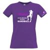 HANDBALL2GO Fun-Shirt Ballerina Damen