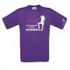 HANDBALL2GO Fun-Shirt Ballerina Unisex