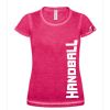 HANDBALL2GO T-Shirt Handball Used Damen
