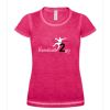 HANDBALL2GO T-Shirt Logo Used Damen