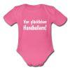 HANDBALL2GO Babybody Von glücklichen Handballern