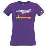 HANDBALL2GO Fun Shirt Harzstillstand Damen