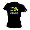 HANDBALL2GO Fun Shirt Hand aufs Harz Damen