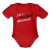 HANDBALL2GO Babybody Fürs Handball geboren