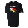HANDBALL2GO Fun Shirt On Fire