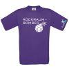 HANDBALL2GO Fun Shirt Rückraumbomber Kinder