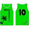 HANDBALL2GO Beach-Shirt Palme Herren