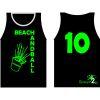 HANDBALL2GO Beach-Shirt Sangria Herren
