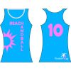 HANDBALL2GO Beach-Shirt Sonne Damen