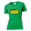HVW-Handball2go Fun-Shirt Vorsicht Damen