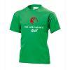 HVW-Handball2go Fun-Shirt Wofür trainierst du? Kinder