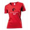 HVW-Handball2go Fun-Shirt Wofür trainierst du? Damen