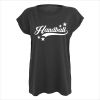 HANDBALL2GO Fun-Shirt Handball-Stars Damen