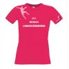 handball2go Fun Shirt Linkshänderin Damen