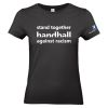 HANDBALL2GO T-Shirt Against Racism Damen