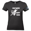 HANDBALL2GO T-Shirt Against Racism player Damen