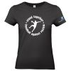 HANDBALL2GO T-Shirt Against Racism rund Damen