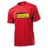 HVW-Handball2go Fun-Shirt Freier Mann