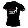 HANDBALL2GO Fun-Shirt Ballerina Damen
