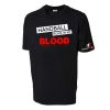 HANDBALL2GO Fun Shirt Handball im Blut
