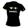HANDBALL2GO Fun Shirt Engel & Teufel Damen