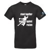 HANDBALL2GO T-Shirt Against Racism player Herren