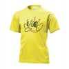 HVW-Handball2go Fun-Shirt Je taime Kinder