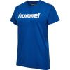 Hummel Go Cotton Logo T-Shirt Woman SS