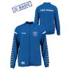 Hummel TSG Salach Authentic Charge Poly Zip Jacket