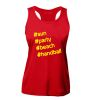 HANDBALL2GO Beach-Shirt Hashtag Damen