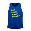 HANDBALL2GO Beach-Shirt Hashtag