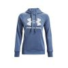 Under Armour Womens Rival Fleece Logo Hoodie