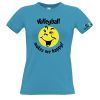 volleyball2go Fun-Shirt Happy Damen