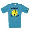 volleyball2go Fun-Shirt Happy Unisex