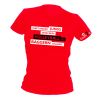 volleyball2go Fun-Shirt Baggern Damen